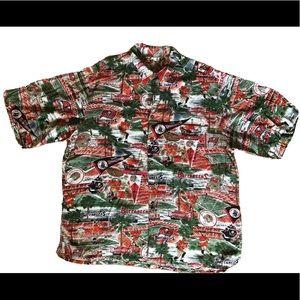 REYN SPOONER Tampa Bay Buccaneers Hawaiian Shirt